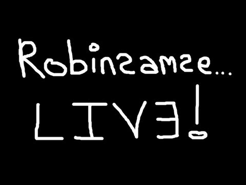RobinSamse live - Miracle berry og ASK ME