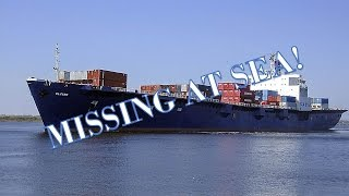 Missing El Faro Cargo Ship Bermuda Triangle Mystery