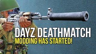 DayZ Deathmatch Mod & Server Files! #DayZ Exp 0.63 Gameplay