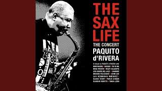 Gambar cover Só Danço Samba (feat. Oscar Stagnaro, Paquito d'Rivera)