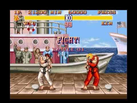 Hadouken Street Fighter 2 Black Belt Ryu Youtube