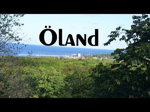 Rauf auf die Insel Öland - Tagesausflug - Schweden 2015
