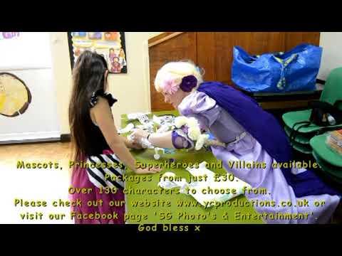 Sunshine Gardens Flashback videos- Miami and Maddison's Birthday party