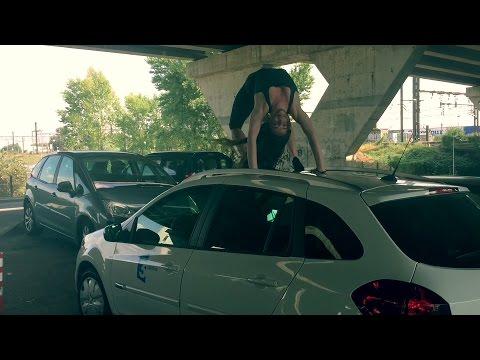 Wild Side Story : répétition sur la voiture de France 3 Centre-Val de Loire