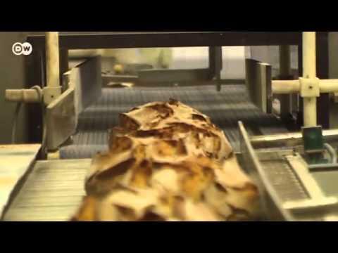El pan alemán: ¿Producto artesanal o industrial?