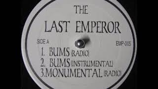 The Last Emperor - Monumental