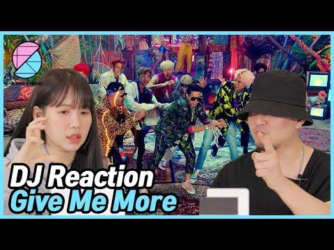 KPOP*Latin  Reaccionado por los DJ coreanos VAV – Give me more