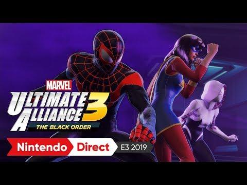 :E3 2019 出展映像