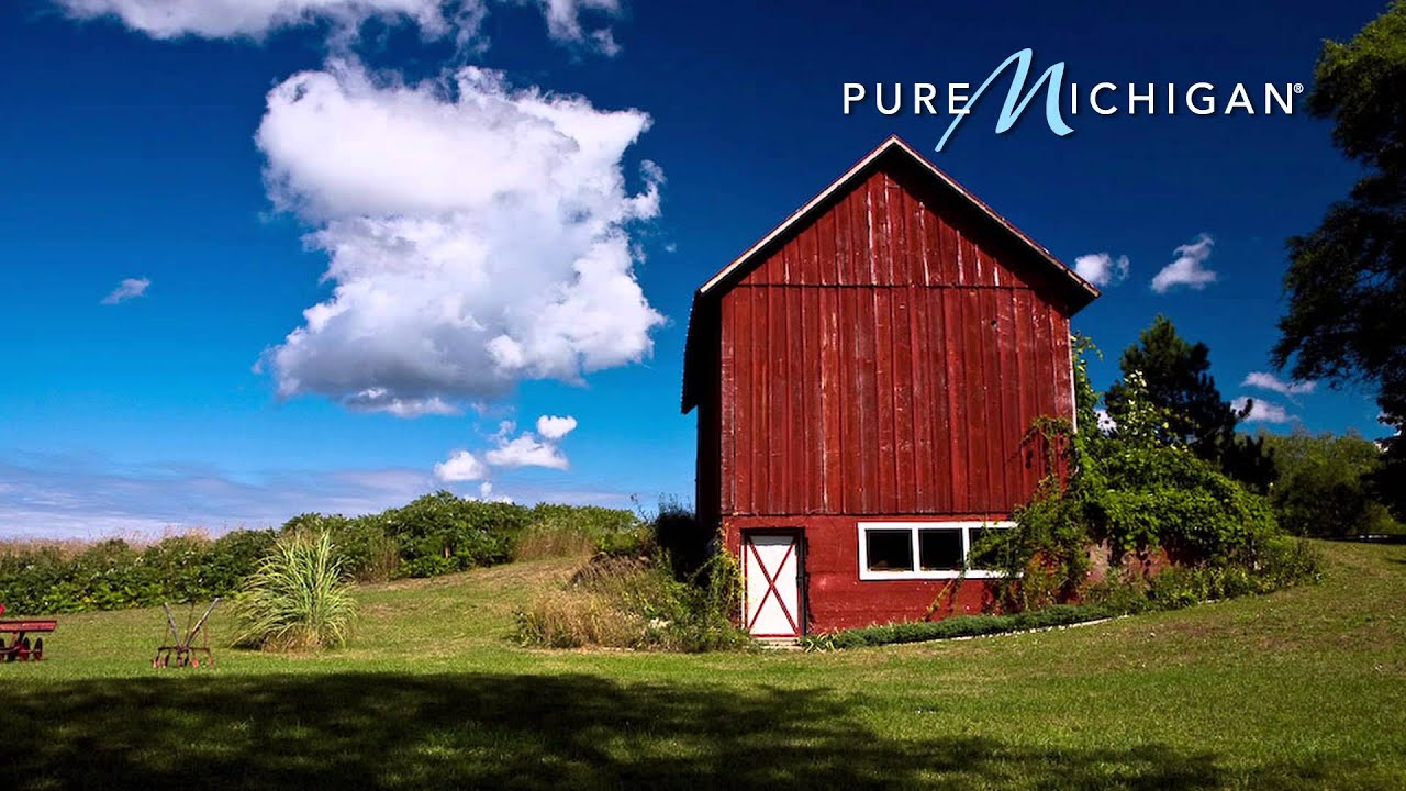 Pure Michigan Fall Wallpaper Fall And Winter Events In Charlevoix Pure Michigan Youtube