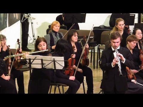 Сальери, Антонио - Концерт для флейты и гобоя с оркестром до мажор