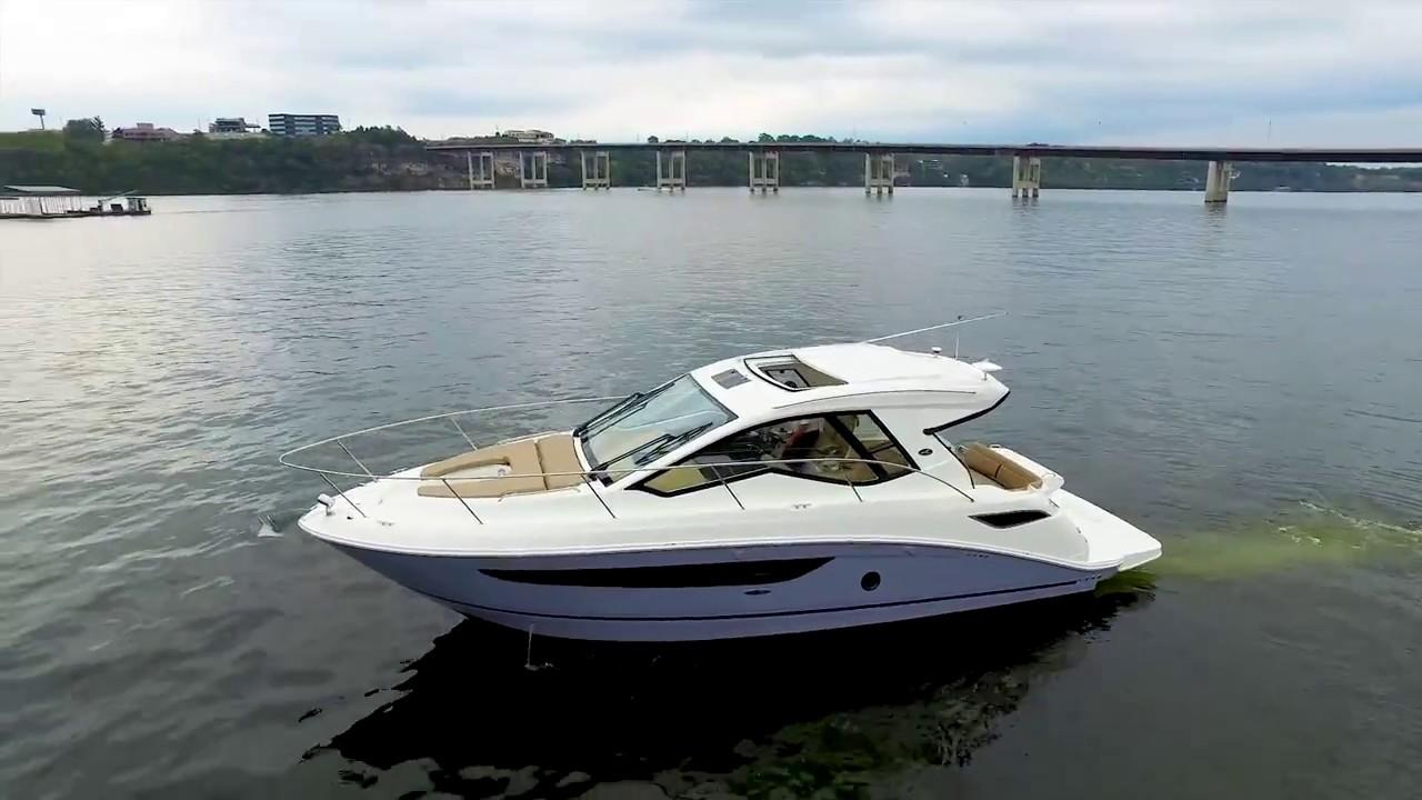 2017 Sea Ray 350 Sundancer Coupe Marinemax Lake Of The Ozarks
