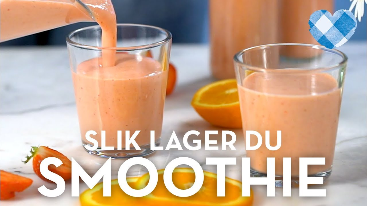 smoothie med is