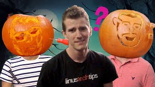Pumpkin Face Carving Challenge