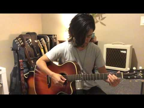 """""""October Sky"""" Theme (Guitar Cover) Tabs 〜 遠い空の向こうに〜テーマ (ギター)"""