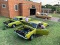Uma tarde de manutenções no museu - Dodge Charger R/T, SE, Caravan 250-S, Simca Esplanada 6M