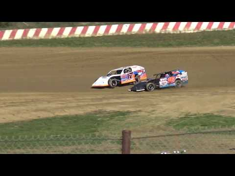 Brushcreek Motorsports Complex | 11/3/19 | Modifieds | Heat 1
