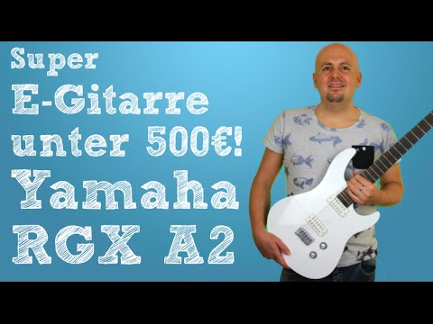 yamaha rgx a2 professionelle e gitarre unter 500. Black Bedroom Furniture Sets. Home Design Ideas