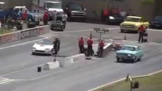 Pinks Armdrop, Bandimere Speedway, Fast Eddie,s Falcon