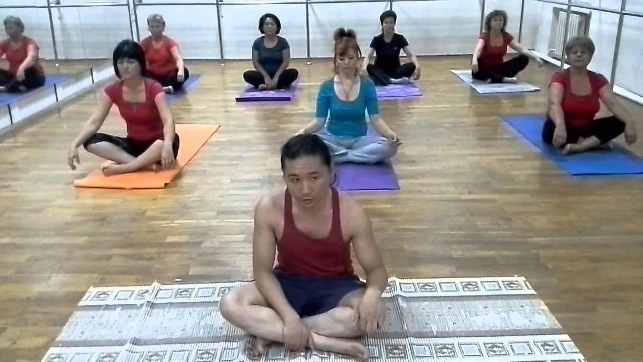 Йога восстановление потенции мужчин