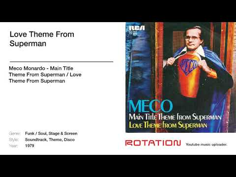 Meco Monardo - Love Theme From Superman