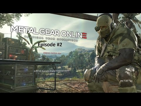 MGO 3 PC beta episode 2