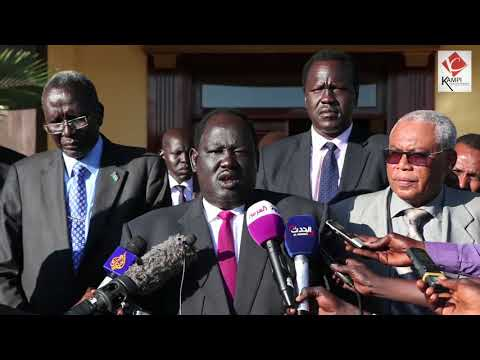 Sudan's Agreed to Resume Cross border Trade with South Sudan