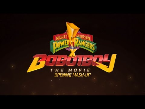 BOBOIBOY THE MOVIE | POWER RANGERS INTRO STYLE | OPENING MASH UP