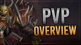 PvP Overview In Battle for Azeroth  - New Systems, Changes & Much More!