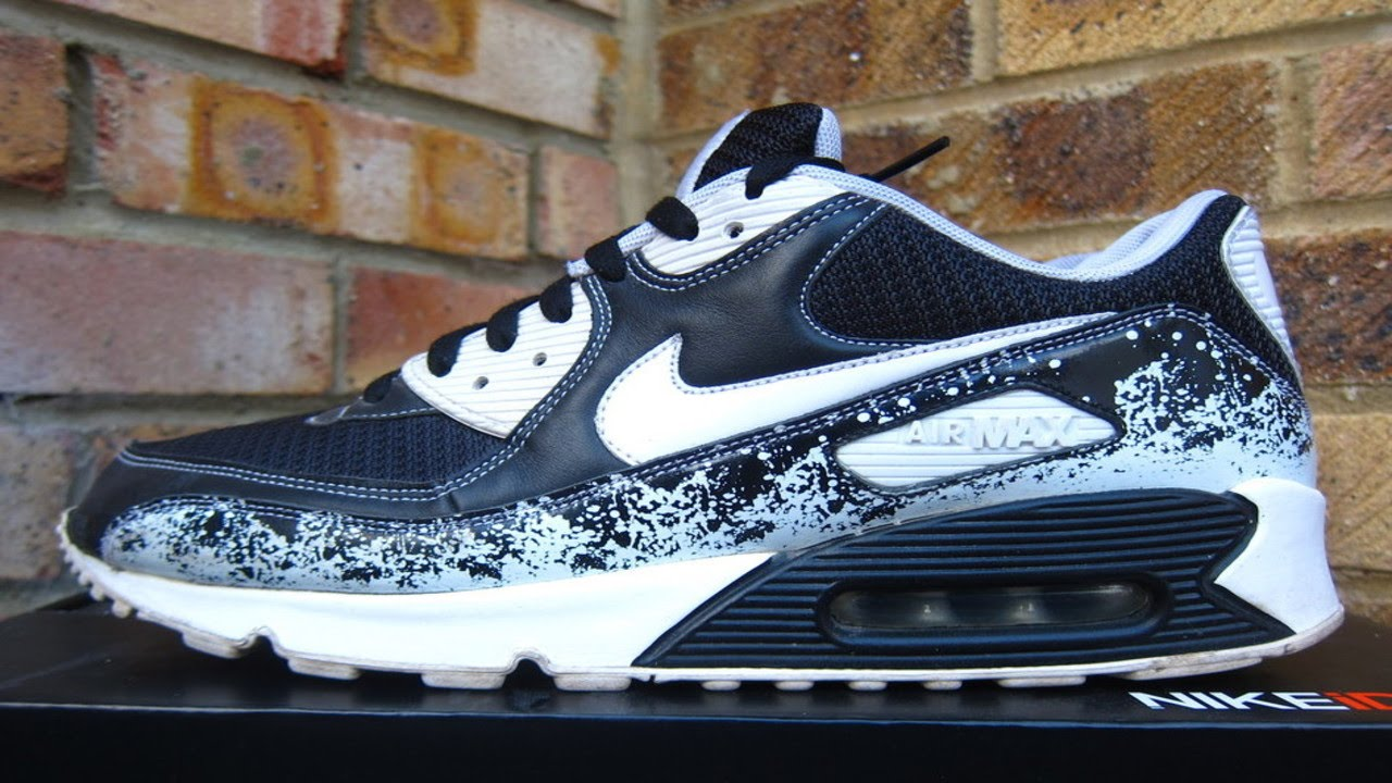 2011 Nike iD 90 Review Air YouTube 2 Max nXB6qxH