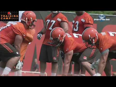 What does Joe Thomas have left in the tank?   BROWNS TRAINING CAMP
