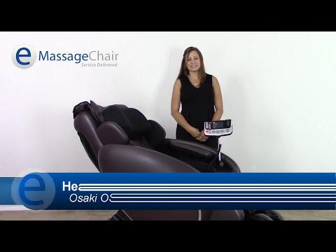 Osaki OS-4000 Massage Chair Video - Introduction