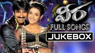 Veera Telugu Movie Songs Jukebox || Ravi Teja, Kajal, Taapsee