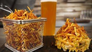 Хрустящая картошка к пиву! (2в1)