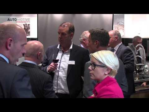 Sfeerimpressie Mobility Media Leasing Event 2013