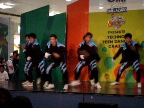 `FWi dancers *final dance* for TECHNO TEEN !