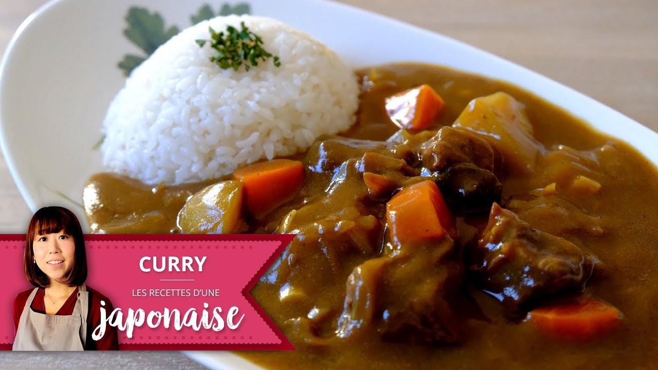 recette riz au curry japonais les recettes d 39 une. Black Bedroom Furniture Sets. Home Design Ideas