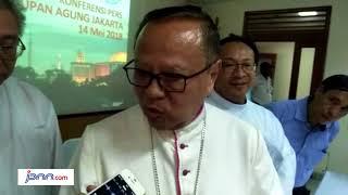 Pernyataan Sikap Keuskupan Jakarta Soal Bom Surabaya - JPNN.COM