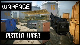 Warface Luger - Warfuuuuuuuu....