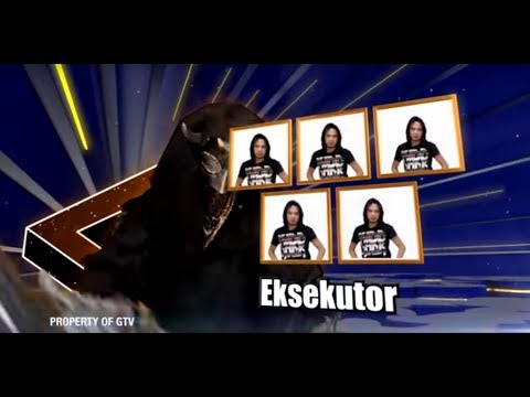 Yakin! Dibalik Topeng Eksekuter Zian Zigaz?? | The Mask Singer Eps. 11 (7/9) GTV 2018