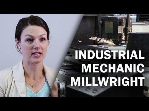 Job Talks - Industrial Mechanic Millwright