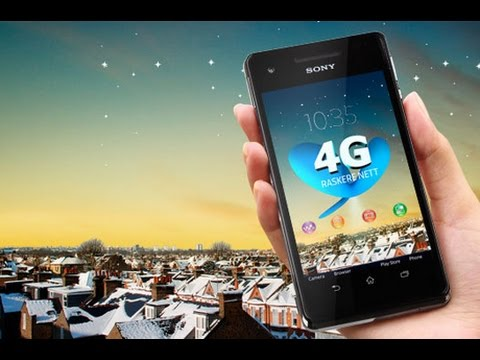 Telenor 4G services Rolled Out in 6 Telecom circles