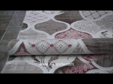 Lalee Halı Home Collection Empera Lurex Serisi EMP 740 Pink