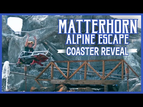 Matterhorn - Alpine Escape | FULL REVEAL