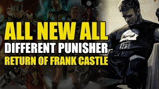 The Return Of Frank Castle (All New All Different Punisher Vol 1: On The Road)