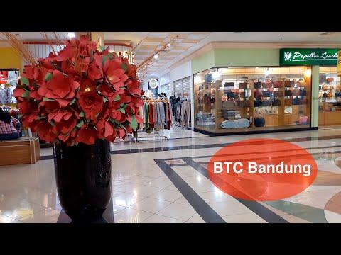 Jalan-jalan ke BTC Bandung, Tempat Wisata Belanja Di Kota Bandung