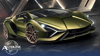 Most Powerful Lambo Ever, UAW Targets GM - Autoline Daily 2668
