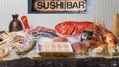 Sushi Bar Chef Phillip Frankland Lee, Encino California - Sophie Gayot