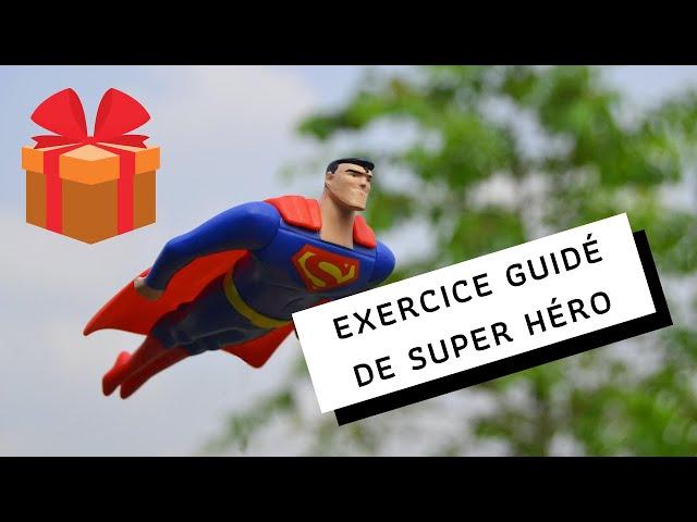 CADEAU pour toi - Exercice GUIDÉ de BOOST de CONFIANCE gratuit
