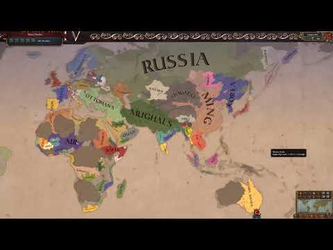 Europa Universalis IV - Mughal Empire - Dharma DLC  