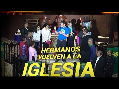 VUELVEN A LA IGLESIA al 👂 LOS SACRAMENTOS part 2 PADRE LUIS TORO EN VIVO